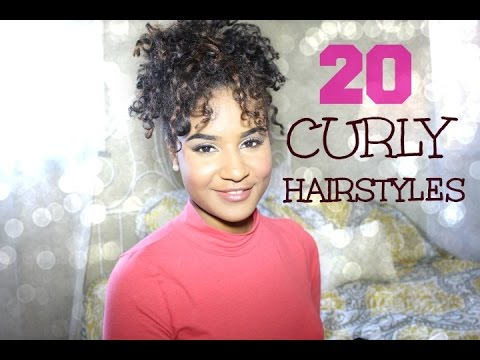 20 Curly Hairstyles