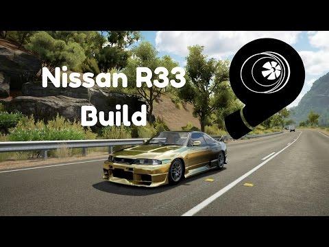 THE TURBO FLUTTER! R33 Build
