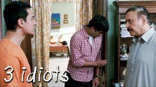 वाइरस की लेटर का असर   3 Idiots   Aamir Khan, R. Madhavan, Sharman Joshi