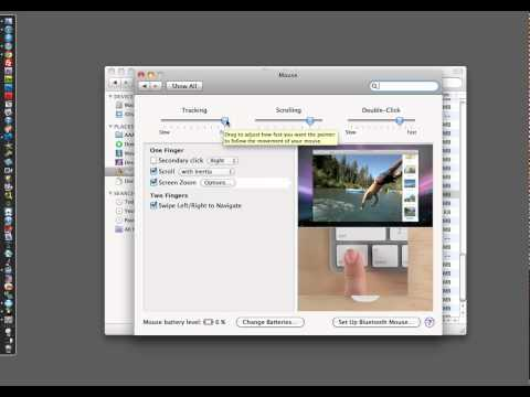 How to change the mouse speed on your Mac