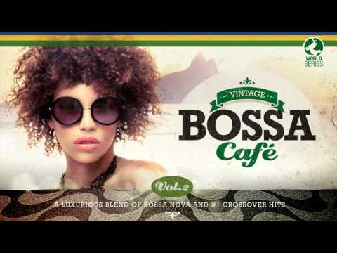 Night Fever - Bee Gees´s song - Vintage Bossa Café Vol.2 - Disc 3 - New 2017