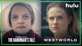 The Handmaid's Tale and Westworld - Two Worlds. One Premiere Week - Dolores and June