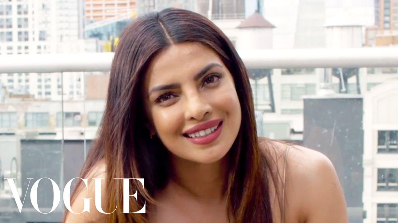 73 Questions With Priyanka Chopra | Vogue