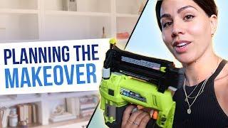 Download DIY Home Office Makeover: Part 1 | MeganBatoon Video