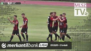 Budafoki MTE - Szolnoki MÁV FC   3-0 (1-0)   Merkantil Bank Liga NB II.  2. forduló