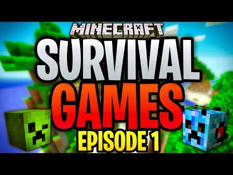 EP1: SURVIVAL GAMES WITH MY BROTHER [ThePugCableHQ] // {LBSG} [Season 2]