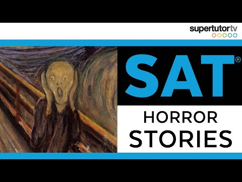 ☠️ SAT Horror Stories ☠️: Learn What NOT to do before taking the SAT