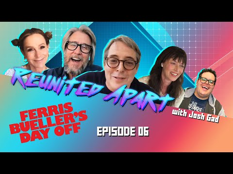 Ferris Bueller's Day Off | Reunited Apart with Josh Gad