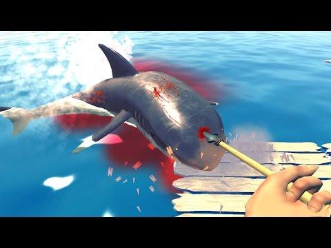 HOW TO KILL THE SHARK (RAFT EP 2)