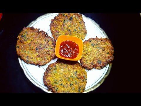Healthy Potato and Oats Pancake Recipe| Vegetable Pancake Recipe| Breakfast Recipe Ideas