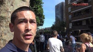 London blaze: Malaysian family relates horror of Grenfell Tower tragedy