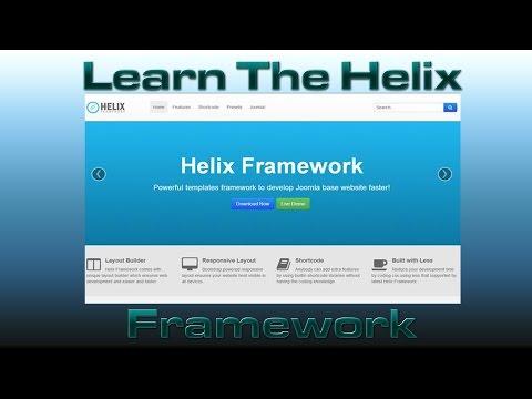 Tutorials-Joomla-Helix II-Creating Columns-Part 5