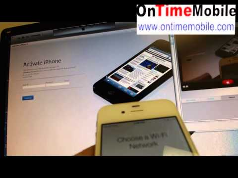 How to Check Ur IMEI and How to unlock iphone 4S