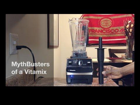 VITAMIX MythBusters! And the NINJA Exposé!