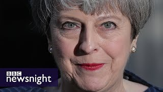 Theresa May: A profile by Matthew Parris - BBC Newsnight