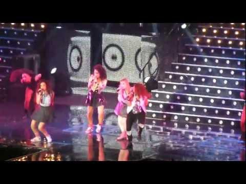 X-factor Live Tour 2012 Wembley - LITTLE MIX LIVE (HD) 1 of 3