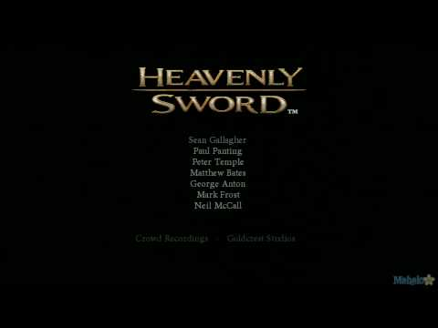 Heavenly Sword Walkthrough - Credits