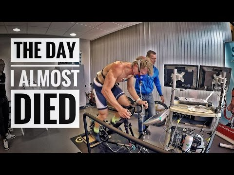 FTP TEST by ANAEROBIC THRESHOLD ANALYSIS - #cycling