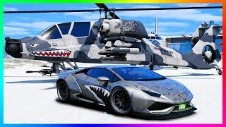GTA Online NEW DLC Vehicle Releasing - Thanksgiving & Black Friday Content Update & MORE! (GTA 5)