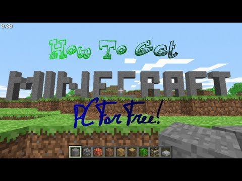 How To Get Minecraft PC (1.7.4) For Free! (HD) [February 2014]
