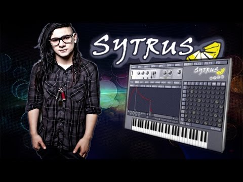 FL Studio 11 - How too Sytrus: Ultra Growl Bass + FX (Skrillex, Dubstep,..) - Advanced