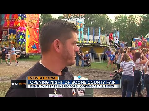 Ohio fair death 'should never' have happened