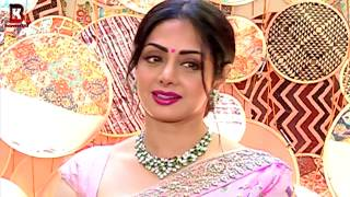 Sridevi Looking Beautiful At 30th Anniversary Of IMC Ladies Wing Opening 2017