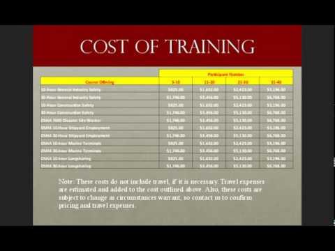 OSHA Outreach Trainer