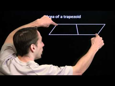 Art of Problem Solving: Area of a Trapezoid
