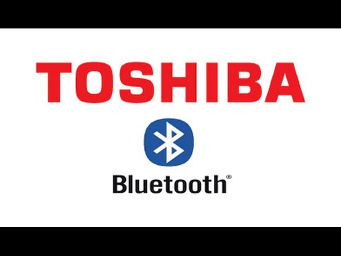 toshiba bluetooth driver - download and update