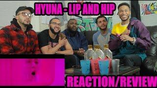 [MV] HyunA(현아) _ Lip & Hip REACTION/REVIEW