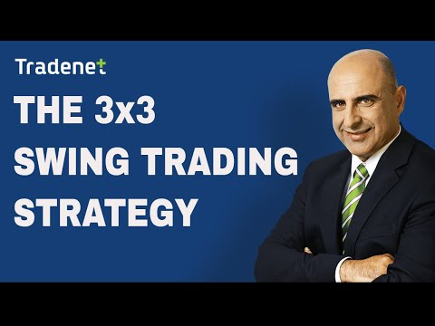 The 3X3 Swing Trading Strategy