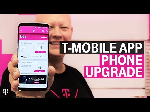 How to Upgrade Your Phone FASTEST with the T-Mobile App