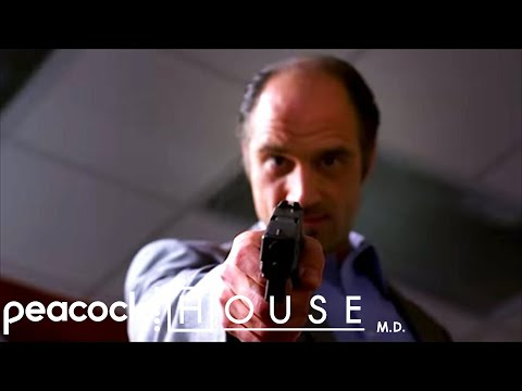 When House Gets Shot | House M.D.