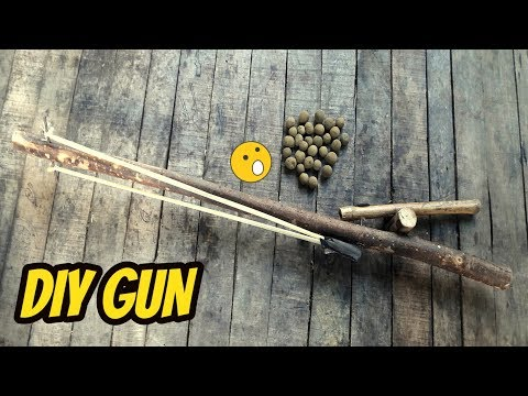 How to Make DIY Recycling Strong Gun