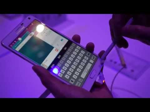 Samsung Galaxy Note 4 Preview