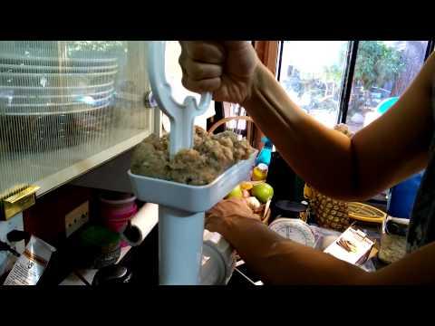 First time making Sausage with KitchenAid Mixer w/ Food Grinder & Sausage Stuffer kit