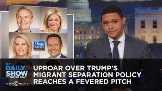 Uproar Over Trump