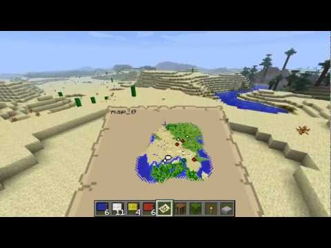 Minecraft Mods - Checkpoints mod Tutorial (Craft-able Flags!)