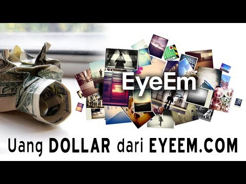 Cara Mendapatkan Dollar dari Aplikasi EyeEm