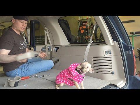 2003-2006 Ford Expedition: Rear HVAC Temperature Blend Actuator Clicking Repair