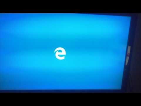 Microsoft Edge on Xbox One Broken...