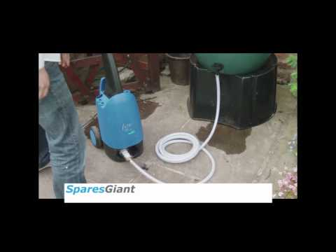How to : Beat the hose pipe ban for your Pressure Washer #2