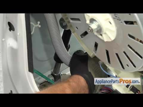 Washer Drain Hose (part #DC97-15273A) - How To Replace