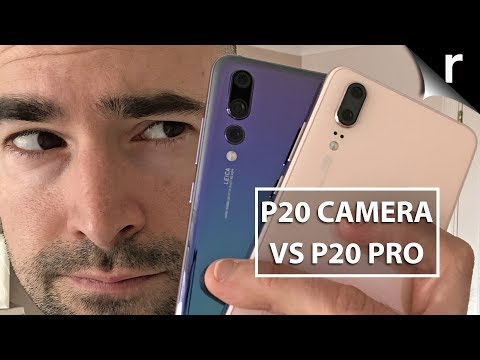 Huawei P20 Camera Review: Tested vs the Pro!