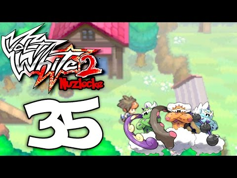 Tornadus, Thundurus und Landorus! - Pokémon Volt White 2 Challenge Mode Nuzlocke-Run #35