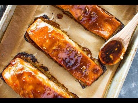 Thai Sweet Chili Salmon