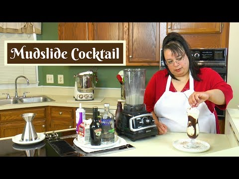 How to Make a Mudslide Cocktail ~ Cosori Blender ~ Amy Learns to Cook