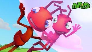 Oddbods Presentano: Antiks  | Problemi di Bolle | Cartoni Animati Divertenti per Bambini