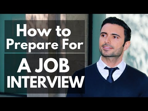 How To Prepare for a Job Interview (Job Interview Tips and Guide)